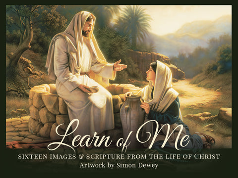 Simon Dewey - Learn of Me Minicard Pack