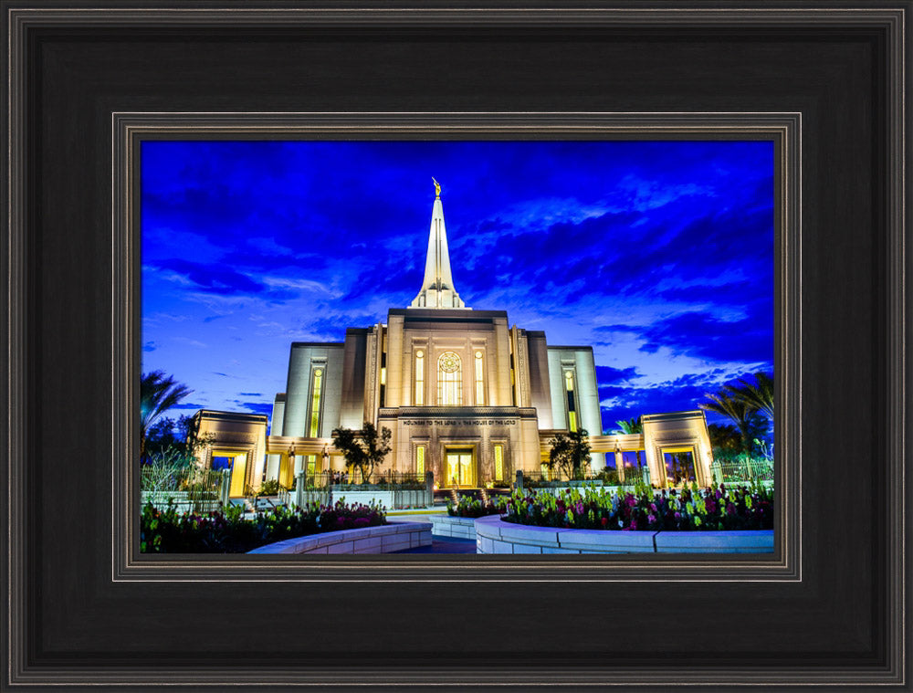 Gilbert Temple - Low Front Shot by Scott Jarvie
