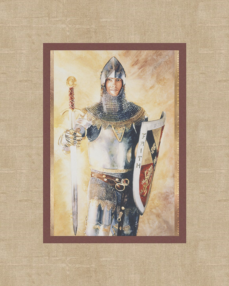 Armour of God by Judy Cooley