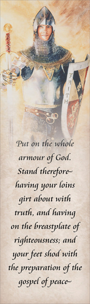 Armour of God bookmark
