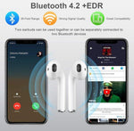 Bluetooth Ear-pods