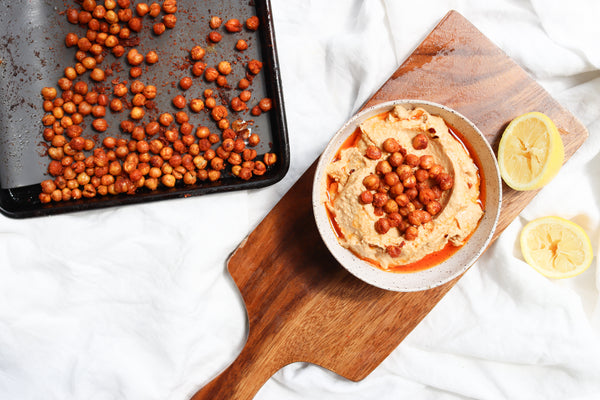 Make you own: Smokey Paprika Hummus