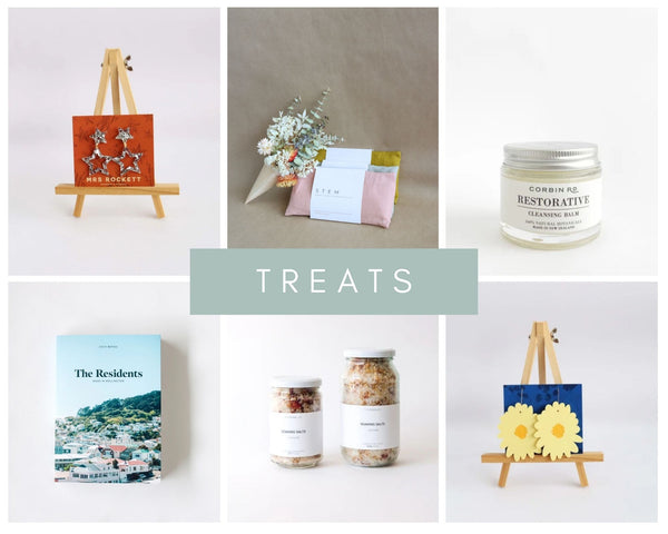 The Minimal Co. - NZ MADE GIFT GUIDE - TREATS