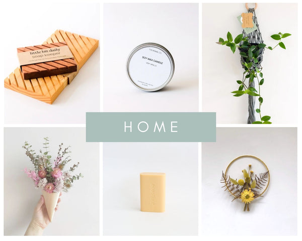 The Minimal Co. - NZ MADE GIFT GUIDE - HOME