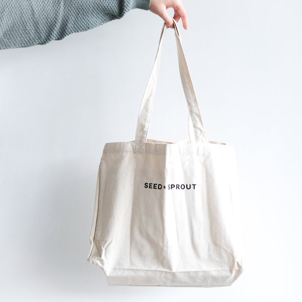 Pocket Tote Bag