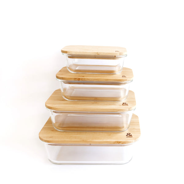 Rectangle Eco Stow Set