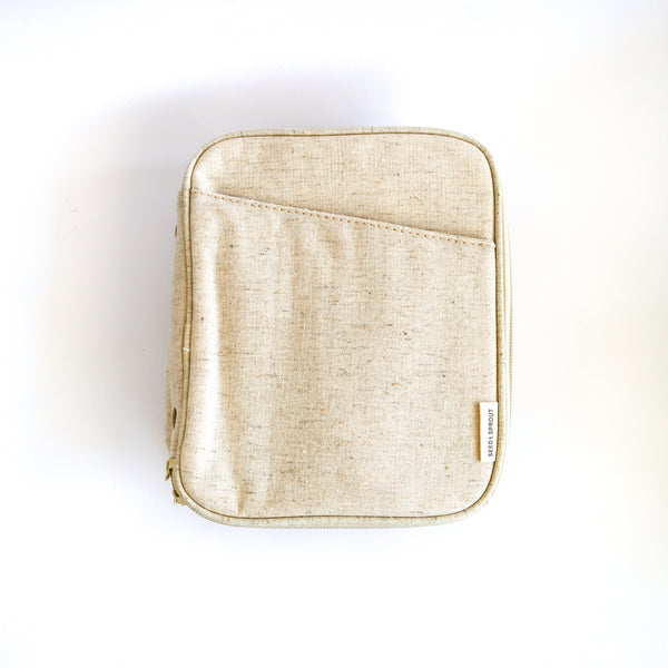 Hemp Travel Case