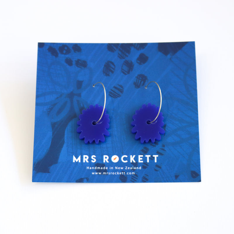Daisy Flower Hoops - Mrs Rockett