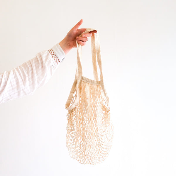 NETTING TOTE BAG