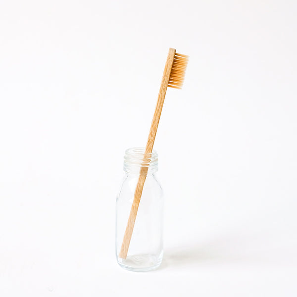 BAMBOO TOOTHBRUSH (NATURAL COLOUR)