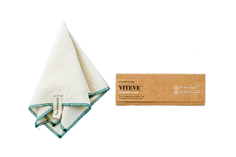 Viteve Single Exfoliating Cloth