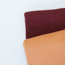Assa Cashmere Thick Shawl Sunset Collection