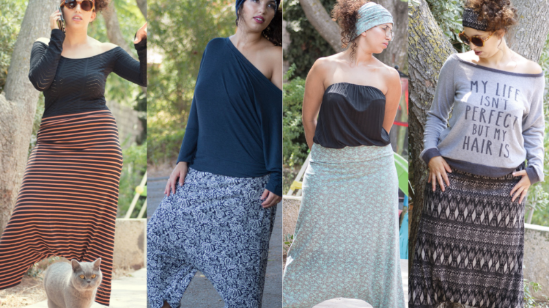 Harem Pants and Boho Style – are they connected?