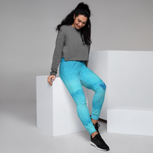 Load image into Gallery viewer, Blue Healing Women's Joggers