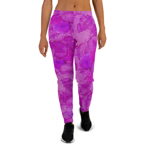 Purple Healing Women's Joggers
