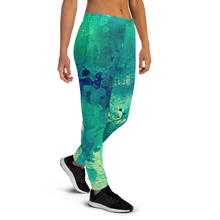 Load image into Gallery viewer, Green Healing Women's Joggers