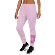 Load image into Gallery viewer, Purple Chakra Mandala Women's Joggers
