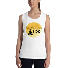 Load image into Gallery viewer, The Yellow Color Chakra Ladies' Muscle Tank