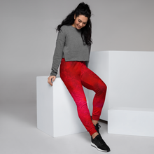 Load image into Gallery viewer, Red Healing Women's Joggers