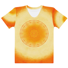 Load image into Gallery viewer, SVADHISTHANA Chakra Women's T-shirt