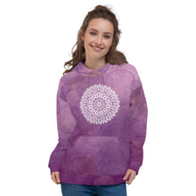 Load image into Gallery viewer, SAHASRARA Unisex Hoodie