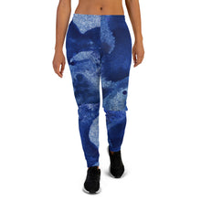 Load image into Gallery viewer, Navy Blue Healing Women's Joggers