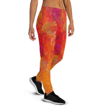 Load image into Gallery viewer, Orange Healing Women's Joggers