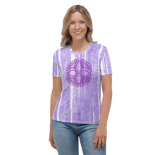 Load image into Gallery viewer, SAHASRARA Chakra Women's T-shirt
