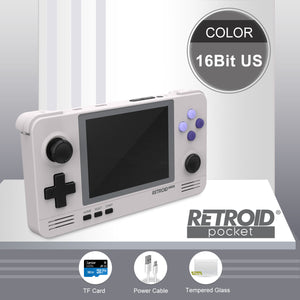 Retroid Pocket 2 Handheld Retro Gaming System
