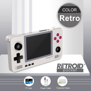 Retroid Pocket 2 - Handheld Retro Gaming System
