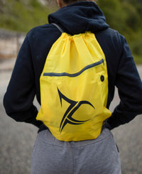 YELLOW 7EVEN BASICS BACKPACK