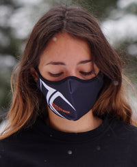 MASCARILLA UNISEX 7EVEN BLACK