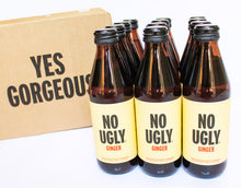 Load image into Gallery viewer, No Ugly  Ginger Wellness Tonic (12 x 8.45 fl oz) <del>$ 34.99</del>