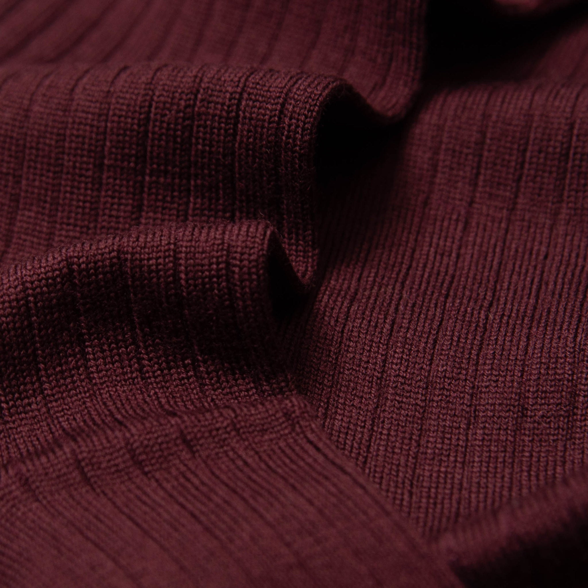 Ludvig - Merino Wool Socks - Burgundy