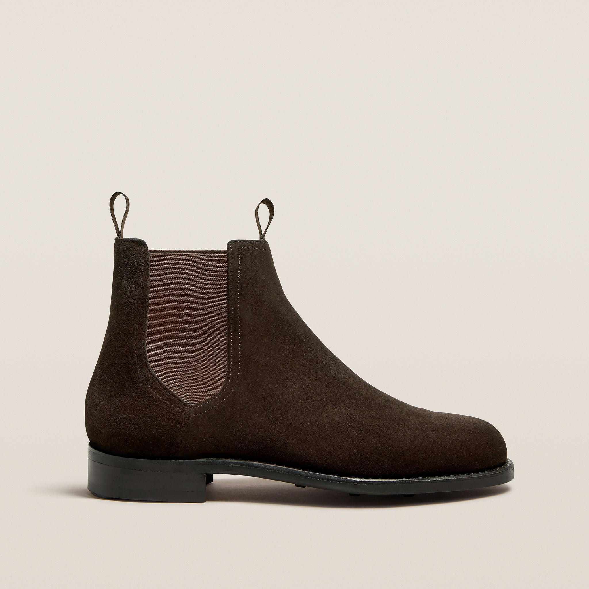 Elfvik Chocolate Suede
