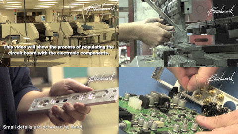 Made in USA - A Video Tour of Benchmark's Manufacturing Operations