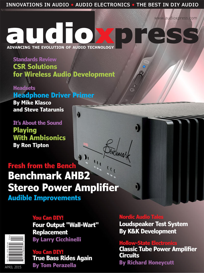 AHB2 Review - Gary Galo, AudioXpress