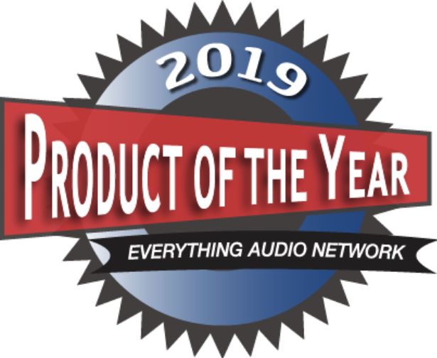 "LA4 Award - ""2019 Product of the Year"" - Everything Audio Network"