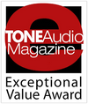 DAC1 HDR Award - Jeff Dorgay, TONE Audio