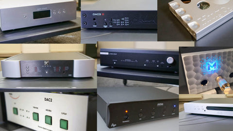 Alpha-Audio DAC Shootout - Benchmark wins Alpha-Audio Approved Award
