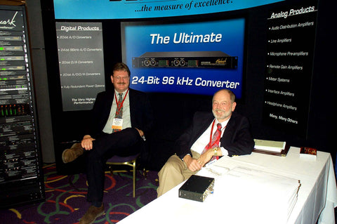 Rory Rall and Allen H. Burdick at SBE 2000