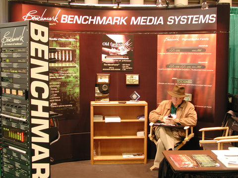 Allen H. Burdick at AES 2001