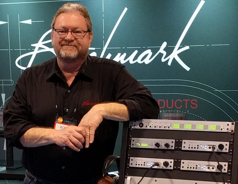 Rory Rall at NAMM 2016