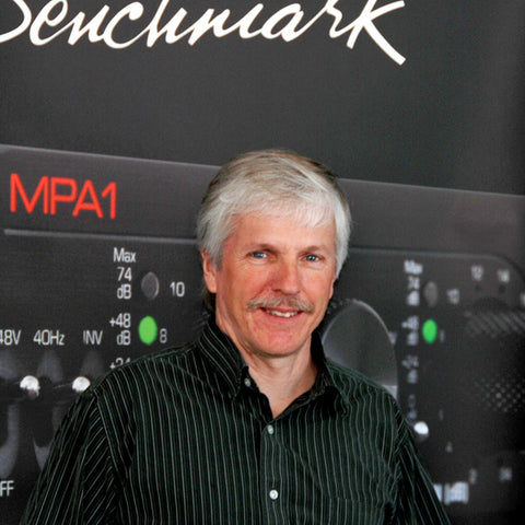 John Siau, Director of Engineering, Benchmark
