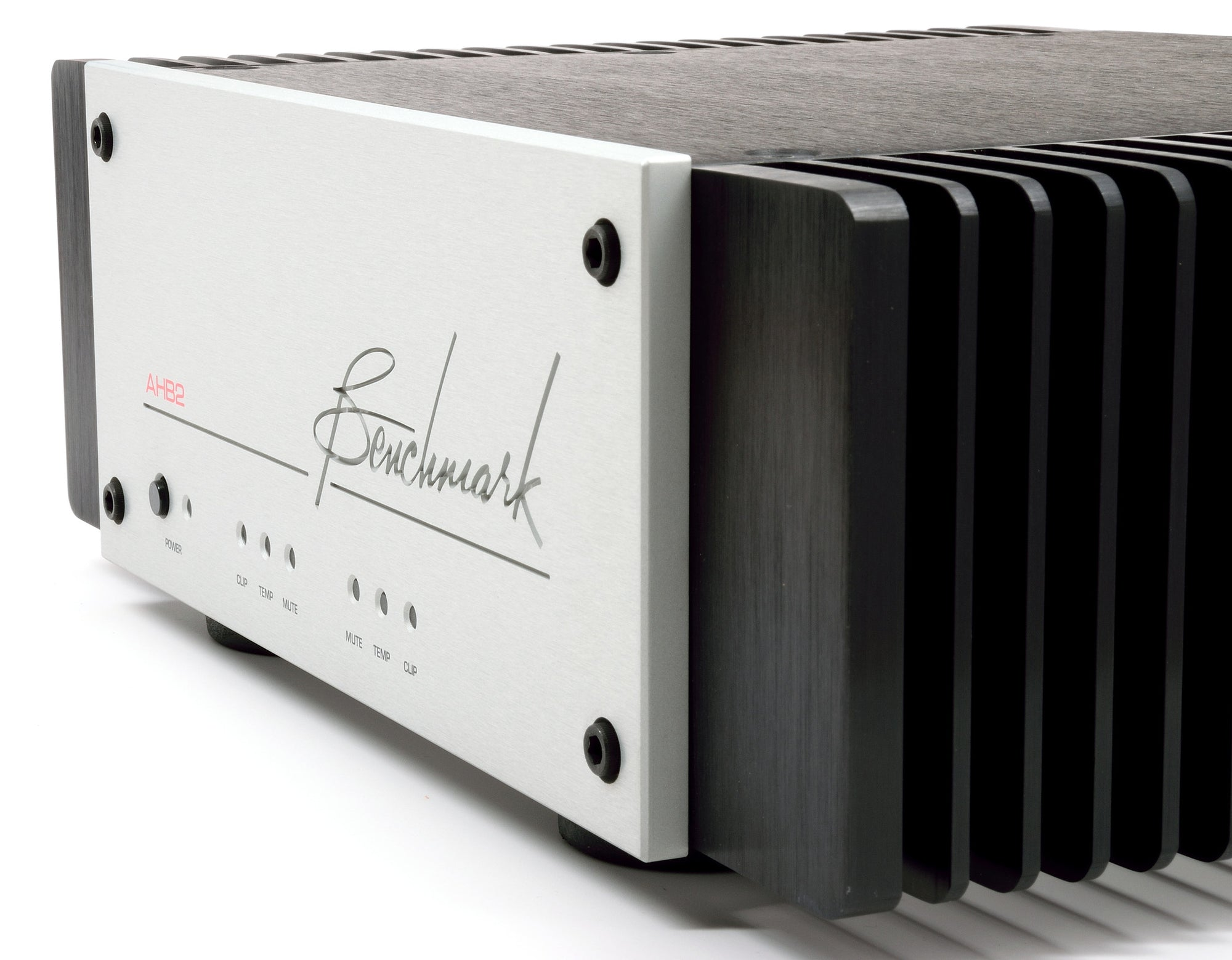 Benchmark Ahb2 Power Amplifier Media Systems Speakers Wired In Parallel Recommended Stable At 1 Ohm Mono