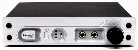 Benchmark DAC1 USB - Digital to Analog Audio Converter - Factory Refurbished