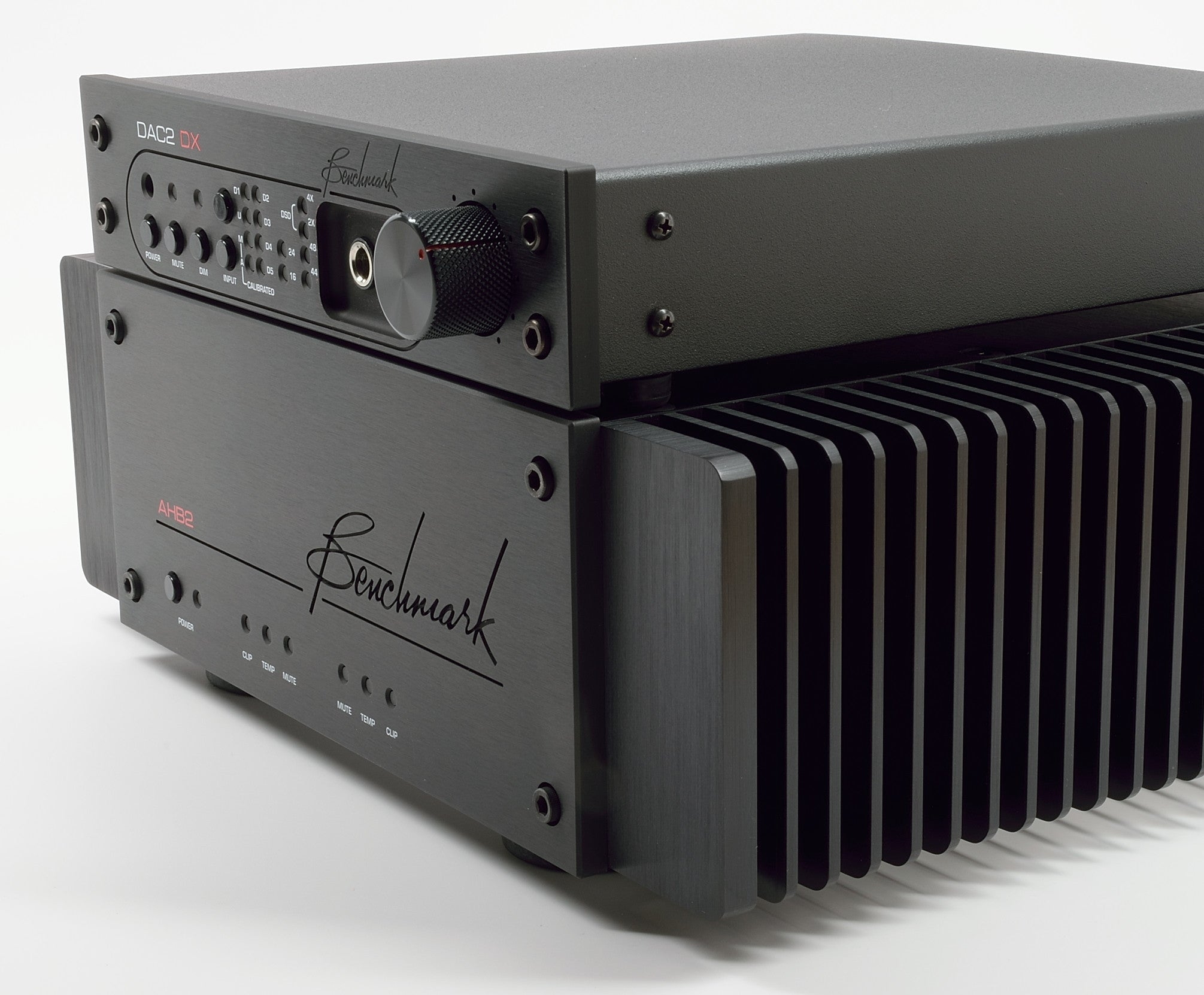 Benchmark Ahb2 Power Amplifier Benchmark Media Systems Inc