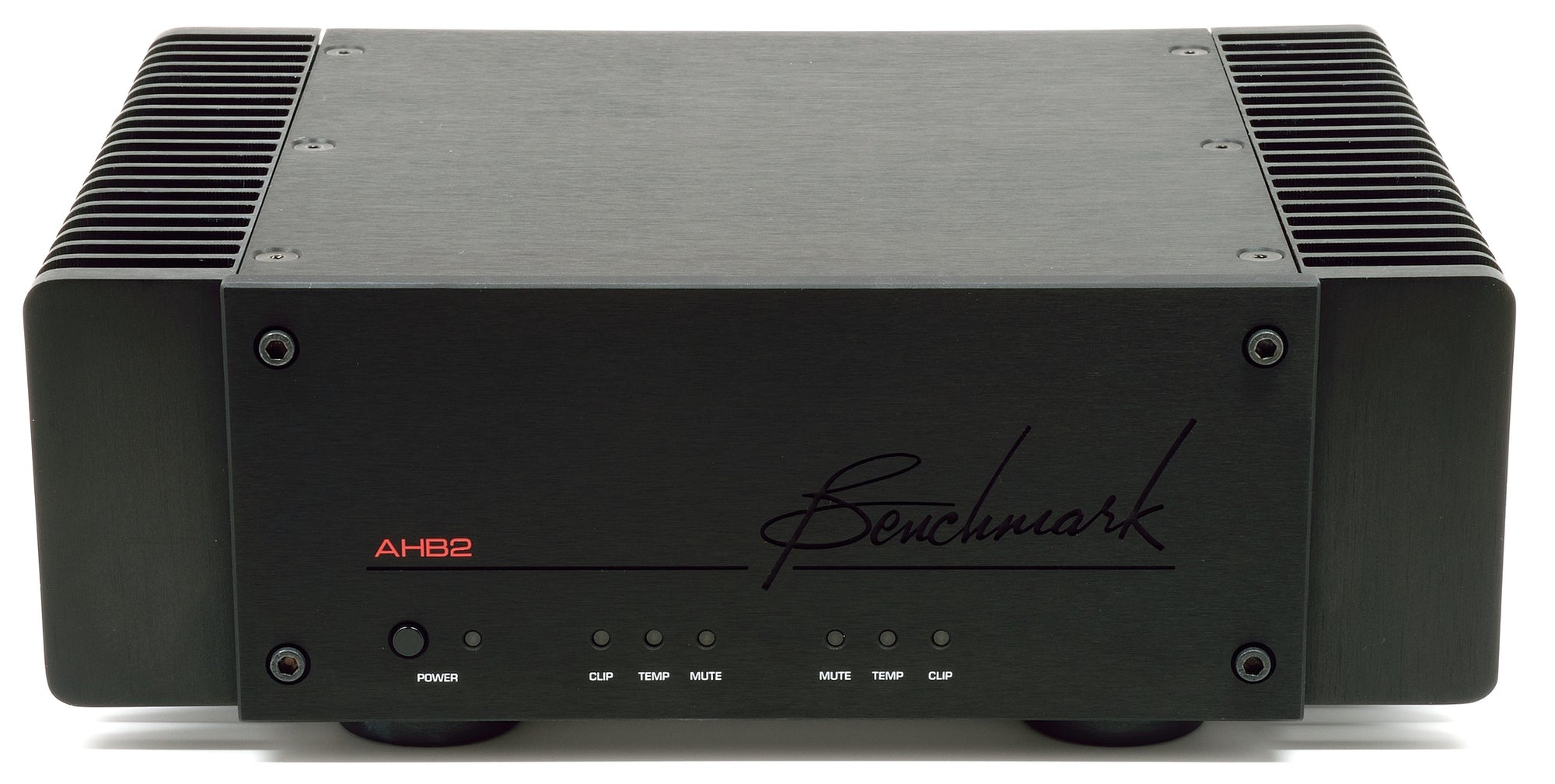 Benchmark Ahb2 Power Amplifier Media Systems 800w Audio Circuit The Ideal For Home