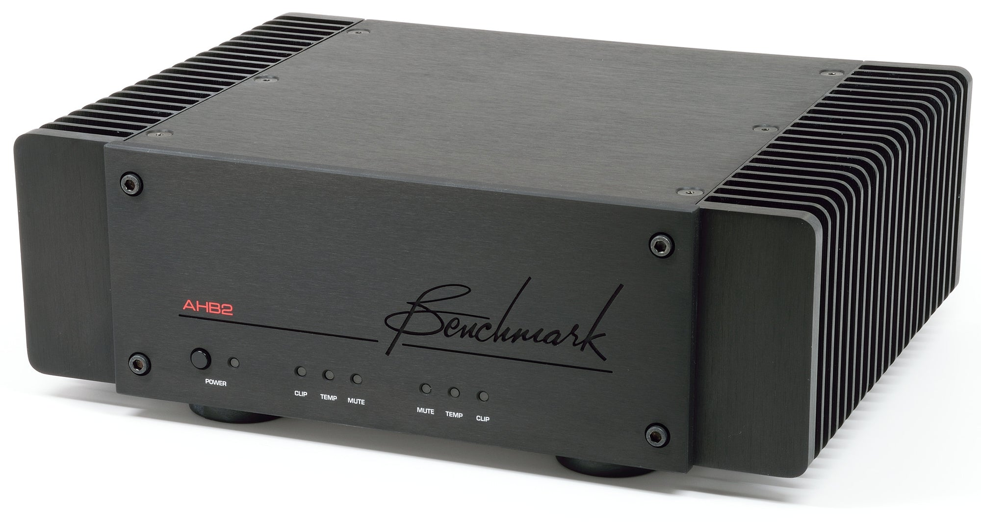 Benchmark Ahb2 Power Amplifier Media Systems Class A With 60 Watts Output