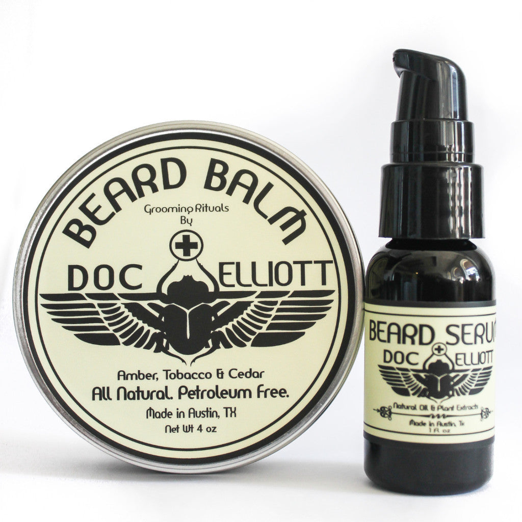 Beard Care Combo - Doc Elliott Grooming